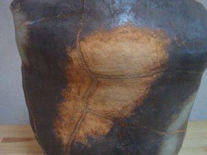 【写真】Sigeru の花器「復元」部分