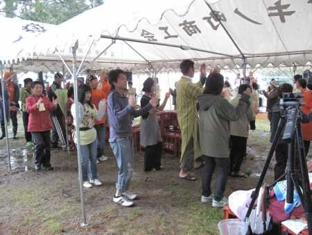 風人の祭り高島音頭