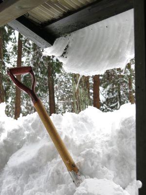 「雪の工房-スコップ」